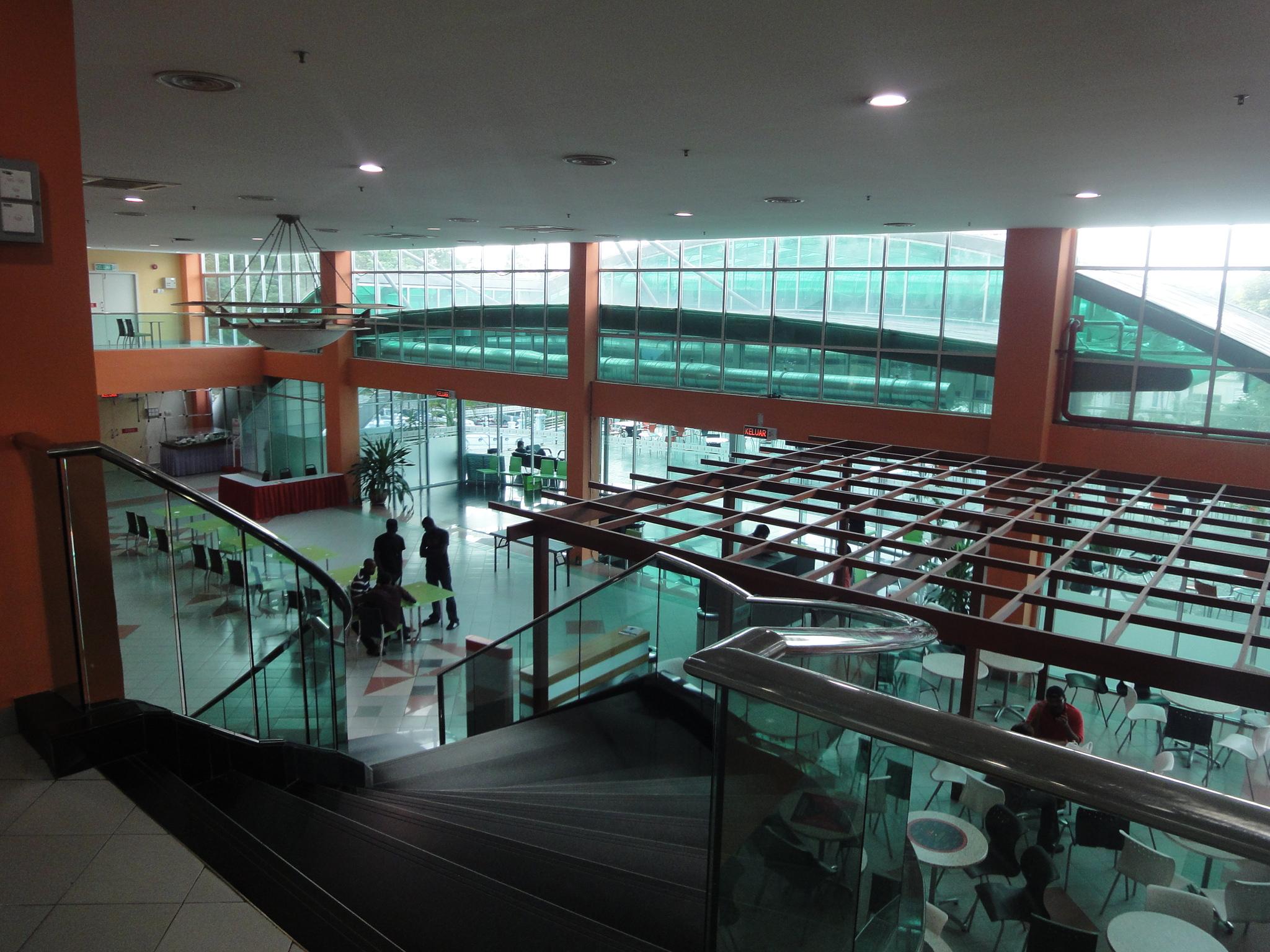 马来西亚思特雅大学图书馆
